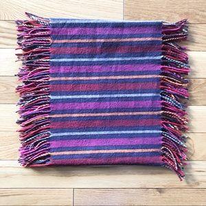 ☀️Fraas Acrylic Striped Scarf